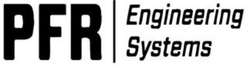 PFR ENGINEERING SYSTEMS