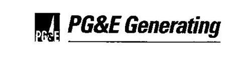 PG&E PG&E GENERATING