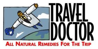 TRAVEL DOCTOR ALL NATURAL REMEDIES FOR THE TRIP