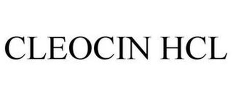 CLEOCIN HCL