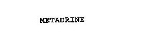 METADRINE