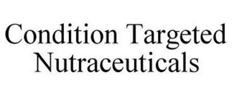 CONDITION TARGETED NUTRACEUTICALS