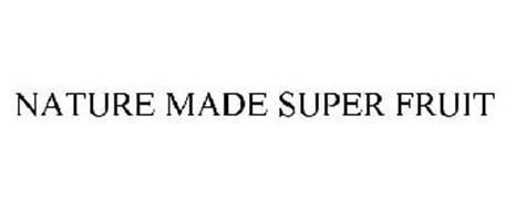 NATURE MADE SUPER FRUIT