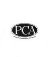PCA PHARMACY CORPORATION OF AMERICA