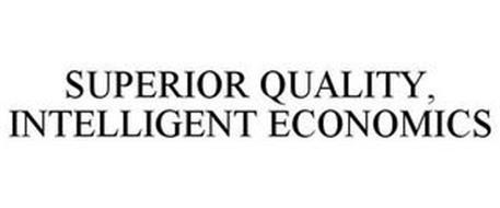 SUPERIOR QUALITY, INTELLIGENT ECONOMICS