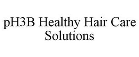 PH3B HEALTHY HAIR CARE SOLUTIONS