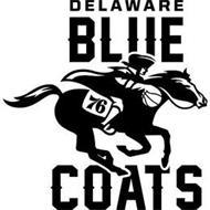 DELAWARE BLUE COATS 76
