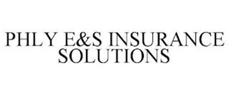 PHLY E&S INSURANCE SOLUTIONS