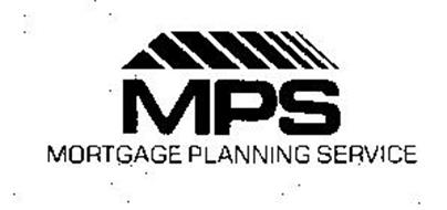 MPS MORTGAGE PLANNING SERVICE