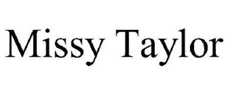 MISSY TAYLOR
