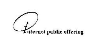 INTERNET PUBLIC OFFERING