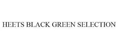 HEETS BLACK GREEN SELECTION