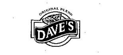 DAVE'S ORIGINAL BLEND