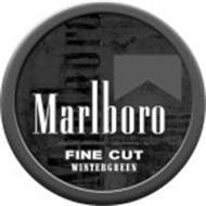 MARLBORO FINE CUT WINTERGREEN