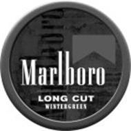 MARLBORO LONG CUT WINTERGREEN