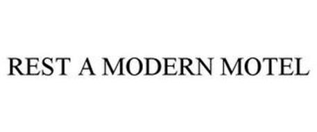 REST A MODERN MOTEL