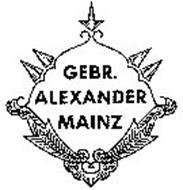 Alexander Mainz