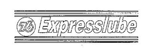 76 EXPRESSLUBE