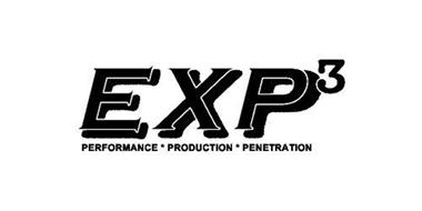 EXP3 PERFORMANCE PRODUCTION PENETRATION