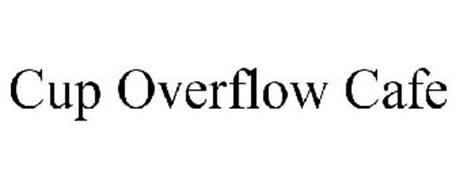 CUP OVERFLOW CAFE