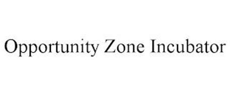 OPPORTUNITY ZONE INCUBATOR