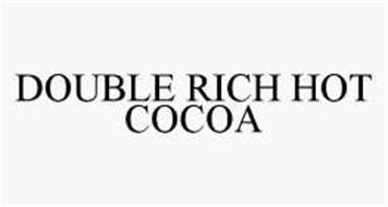 DOUBLE RICH HOT COCOA