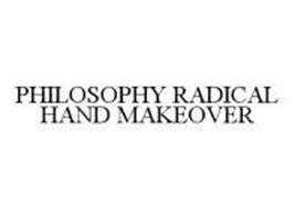 PHILOSOPHY RADICAL HAND MAKEOVER