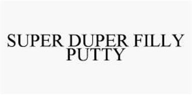 SUPER DUPER FILLY PUTTY