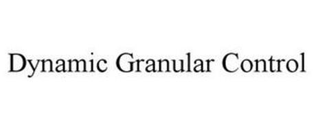 DYNAMIC GRANULAR CONTROL
