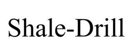 SHALE-DRILL