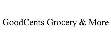 GOOD ¢ENTS GROCERY + MORE