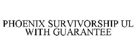 PHOENIX SURVIVORSHIP UL WITH GUARANTEE