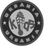 URBANIA KIDS URBANIA