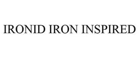 IRONID IRON INSPIRED