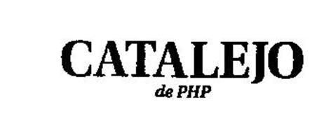 CATALEJO DE PHP