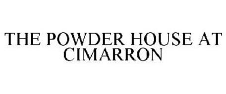 THE POWDER HOUSE AT CIMARRON