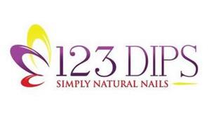 123 DIPS SIMPLY NATURAL NAILS