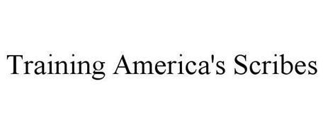 TRAINING AMERICA'S SCRIBES