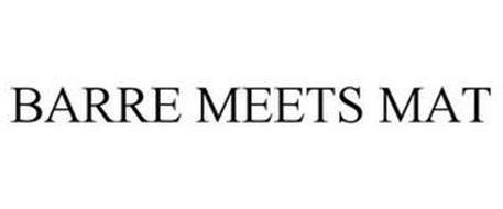 BARRE MEETS MAT