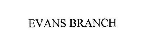 EVANS BRANCH