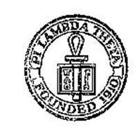 PILAMBDA THETA FOUNDED 1910
