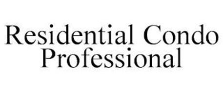 RESIDENTIAL CONDO PROFESSIONAL