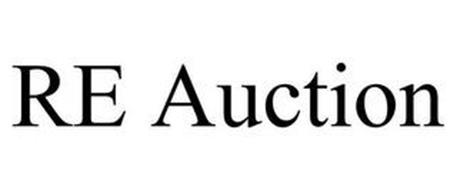 RE AUCTION