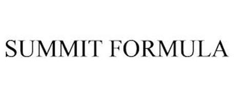 SUMMIT FORMULA