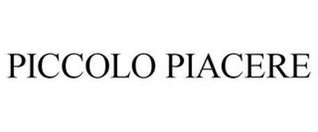 PICCOLO PIACERE