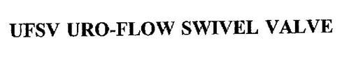 UFSV URO-FLOW SWIVEL VALVE