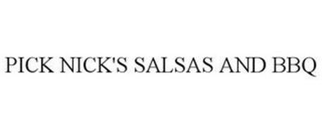 PICK NICK'S SALSAS AND BBQ