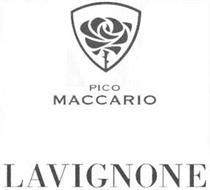 PICO MACCARIO LAVIGNONE