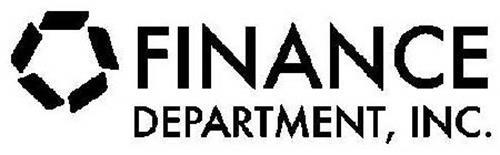 FINANCE DEPARTMENT, INC.