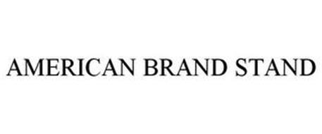 AMERICAN BRAND STAND